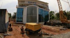 Vloeren Egaliseren in Ghana - foto 1/2